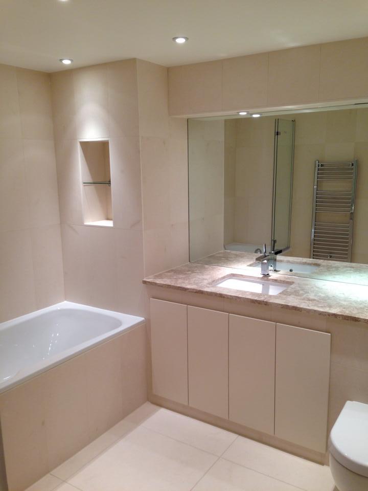 Town House Refurbishment Cambridge Cbwr Cambridge Bath Wetrooms Professional Bathroom